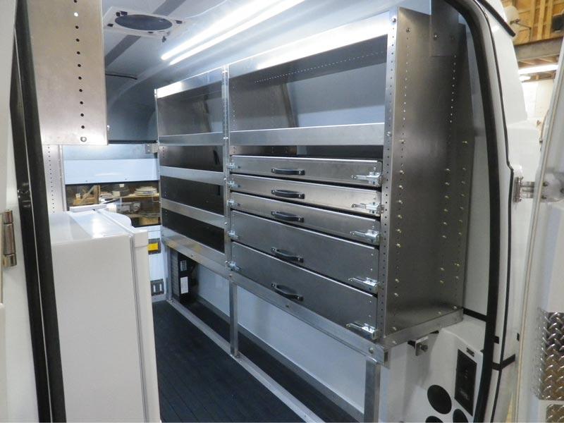 Fiber Optics Splicing Truck Body Best Fiber Splicing